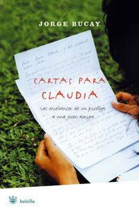 Cartas Para Claudia por Jorge Bucay epub