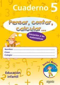 Duendes Magicos. Cuaderno 5 (educacion Infantil) por Vv.aa.