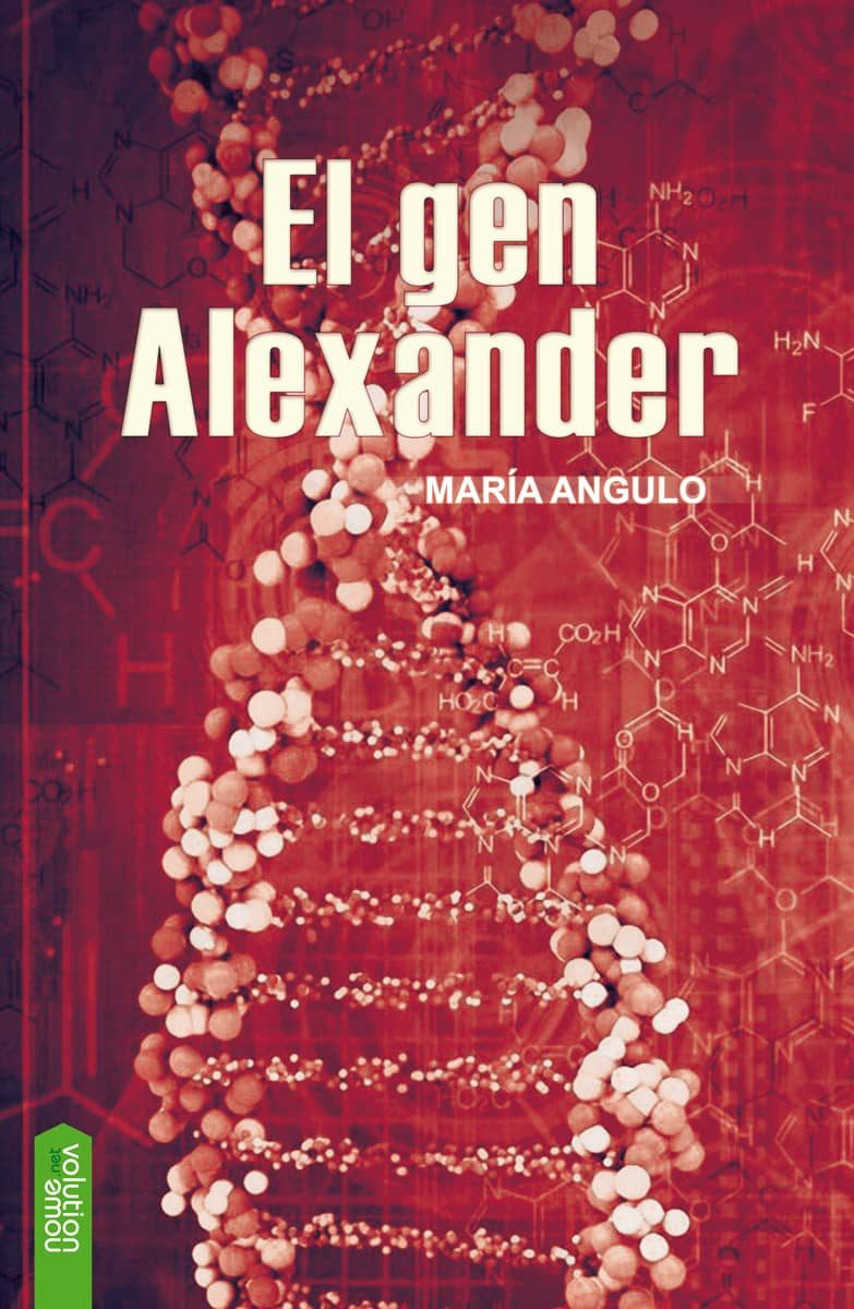 El Gen Alexander por Maria Angulo epub