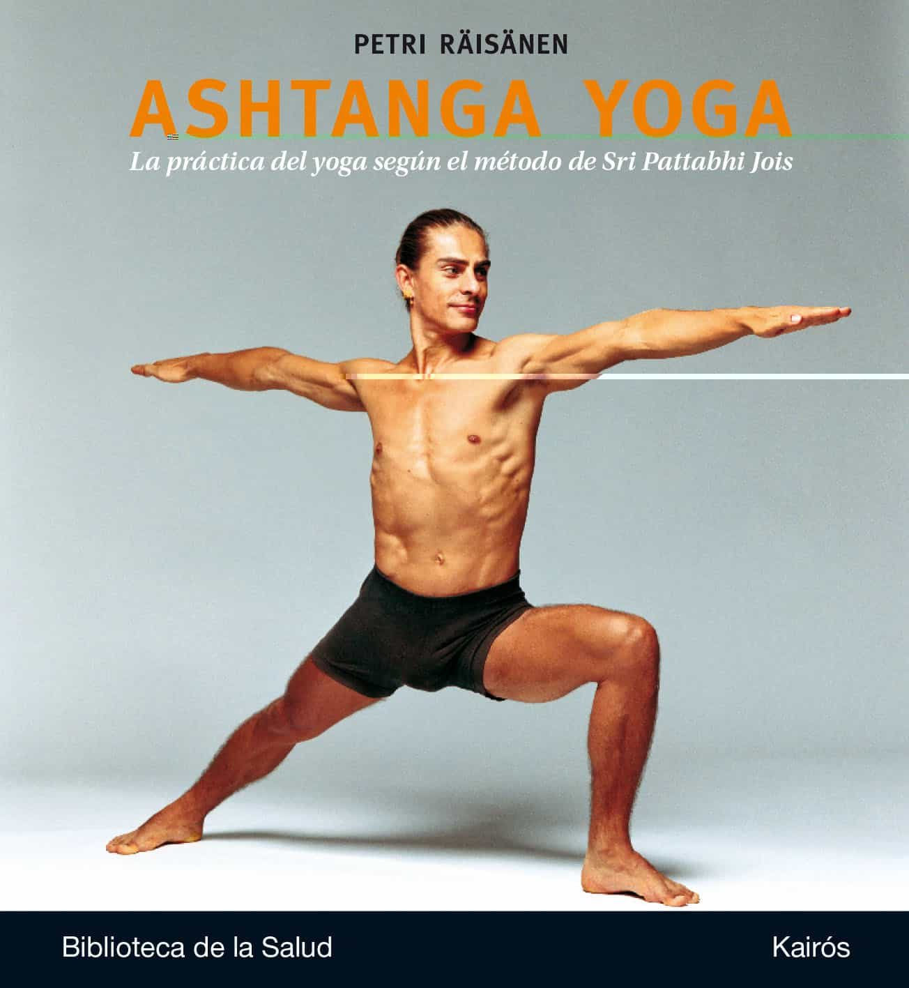 ashtanga yoga-petri raisanen-9788499884097