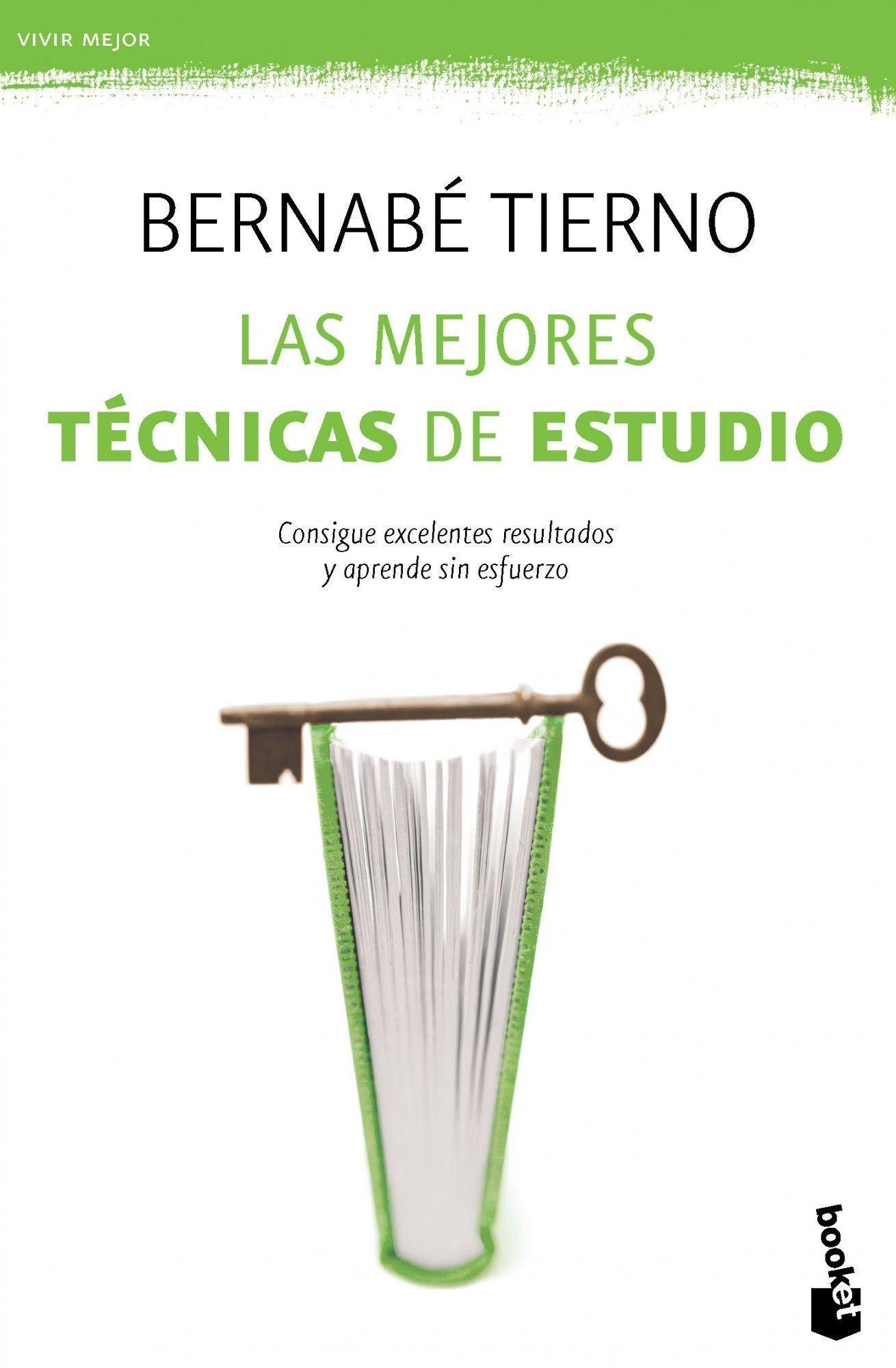 las mejores tecnicas de estudio-bernabe tierno-9788499981697