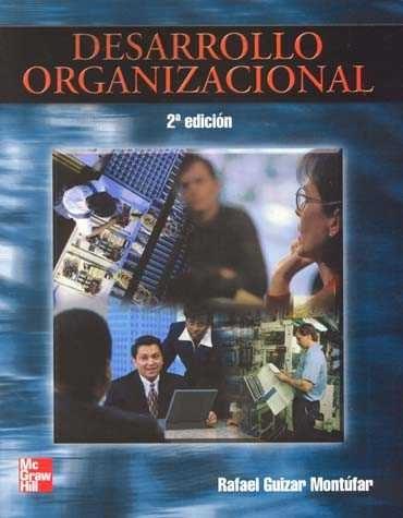 libro de desarrollo organizacional de rafael guizar