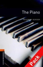the piano (obl 2: oxford bookworms library)-rosemary border-9780194790307