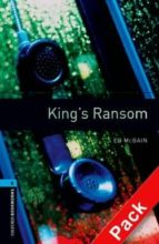 king s ransom (incluye cd) (obl 5: oxford bookworms library)-9780194793407