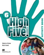 high five! 6 activity book pack-9780230464407