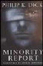 minority report (film tie)-philip k. dick-9780575075207