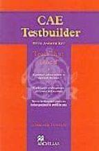 [EPUB] Cae testbuilder. student s book