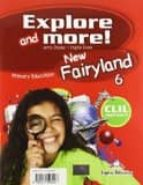 new fairyland 6 pupil s pack 6º primaria  ingles 9781471525407