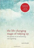 the life changing magic of tidying up marie kondo 9781607747307