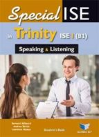 specialise in trinity ise i  b1   listening & speaking sse 9781781644607