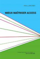 mieux maîtriser access (ebook)-9782490275007