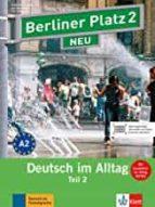 El libro de Berliner platz neu 2-2 alumno+ejercicios +cd autor VV.AA. PDF!