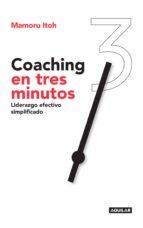 coaching en tres minutos (ebook) mamoru itoh 9786073130707