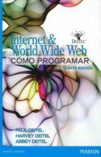 como programar en internet & world(5ª ed.)-paul j. deitel-harvey deitel-9786073222907