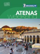 atenas (la guía verde weekend) 2016 9788403516007