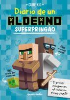 minecraft: diario de un aldeano superpringao-9788408169307