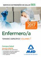 enfermero/a del servicio extremeño de salud (ses): temario especifico (vol. 1) 9788414211007
