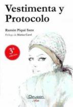 vestimenta y protocolo-ramon pique sans-9788415150107
