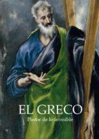 el greco: pintor de lo invisible (dvd)-9788415245407