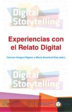 experiencias con el relato digital (ebook) carmen gregori signes maria alcantud diaz 9788415499107