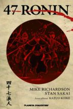 47 ronin stan sakai mike richardson 9788416051007