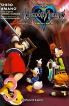 kingdom hearts final mix nº 03-shiro amano-9788416244607