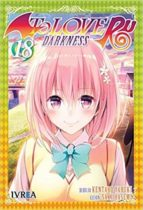 to love ru darkness nº 18-saki hasemi-kentaro yabuki-9788417356507