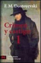 crimen y castigo 1-fiodor dostoievski-9788420634807