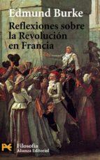 reflexiones sobre la revolucion en francia-edmund r. burke-9788420655307