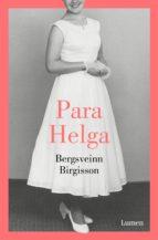 para helga (ebook)-bergsveinn birgisson-9788426405807