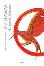 en llamas (ed. de lujo) suzanne collins 9788427208407