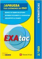 exatac 2 eso matemáticas-9788431615307