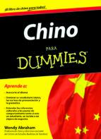 chino para dummies-wendy abraham-9788432920707