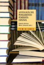 antologia del pensamiento feminista español 1726 2011 9788437630007