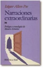 narraciones extraordinarias (ebook)-edgar allan poe-9788441422407
