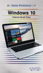 windows 10 patricia scott peña 9788441537507