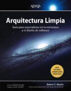 arquitectura limpia-robert c. martin-9788441539907