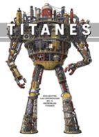 titanes: encuentra las diferencias en 14 increibles titanes-theo guignard-9788448852207