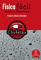 fisica facil para bachillerato (chuletas)-9788467027907