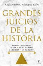 grandes juicios de la historia-jose antonio vazquez tain-9788467052107