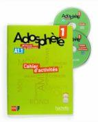francés adosphère 1º eso cahier d activités-9788467545807