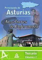 auxiliar de enfermeria del era (establecimientos residenciales pa ra ancianos de asturias) temario vol. ii.-9788467631807