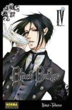 black butler vol.4 yana toboso 9788467908107