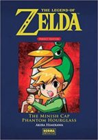 the legend of zelda perfect edition: the minish cap phantom hourg lass akira himekawa 9788467926507