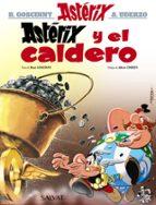 asterix 13: asterix y el caldero-rene goscinny-albert uderzo-9788469602607