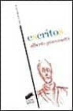 escritos alberto giacometti 9788477388807