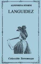 languidez-alfonsina storni-9788478391707