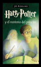 harry potter y el misterio del principe j.k. rowling 9788478889907