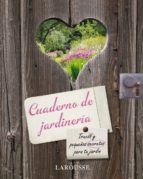 cuaderno de jardineria 9788480166607