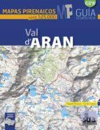 val d aran (mapas pirenaicos 1:25000) miguel angulo gorka lopez 9788482166407